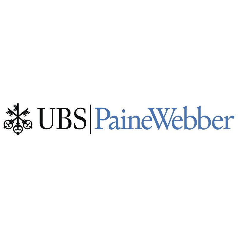 UBS Paine Webber vector