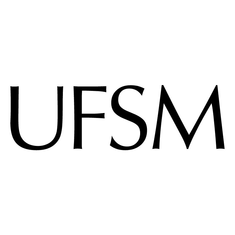 Universidade Federal de Santa Maria vector logo