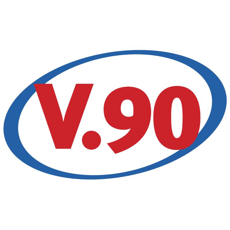 V 90 vector