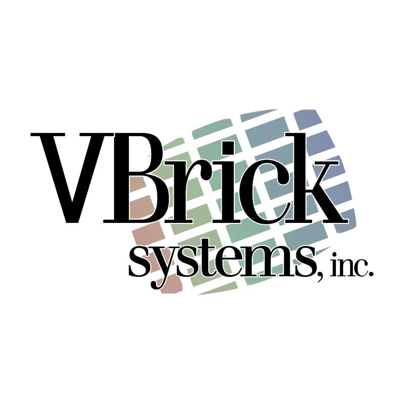 VBrick Systems vector logo