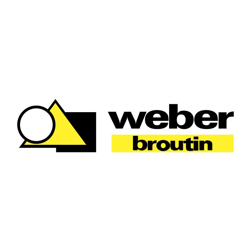 Weber Broutin vector
