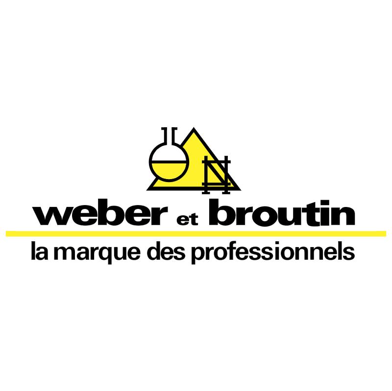 Weber et Broutin vector