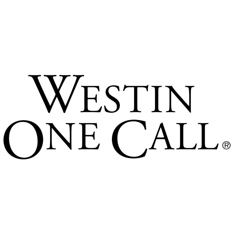 Westin One Call vector