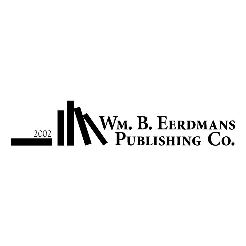 Wm B Eerdmans Publishing vector logo