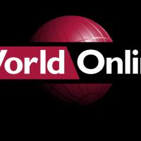 World Online vector