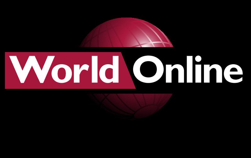 World Online vector logo