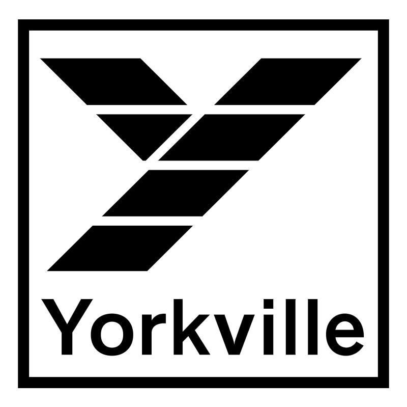 Yorkville vector