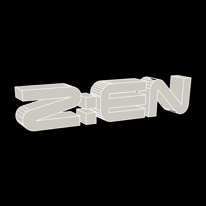 Zen vector logo