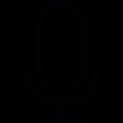 Recording symbol vector logo