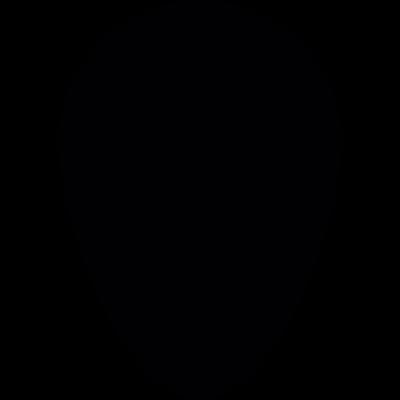 Egg Shape Shield vector logo