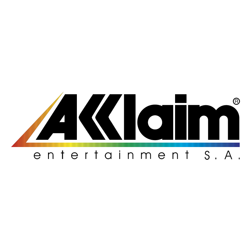 Acclaim Entertainment vector