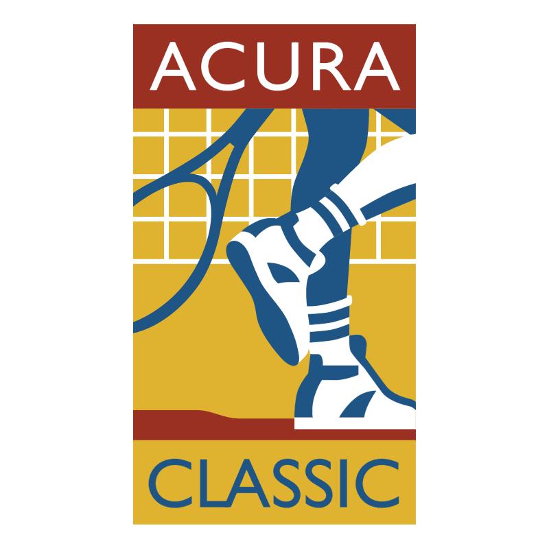 Acura Classic 62401 vector