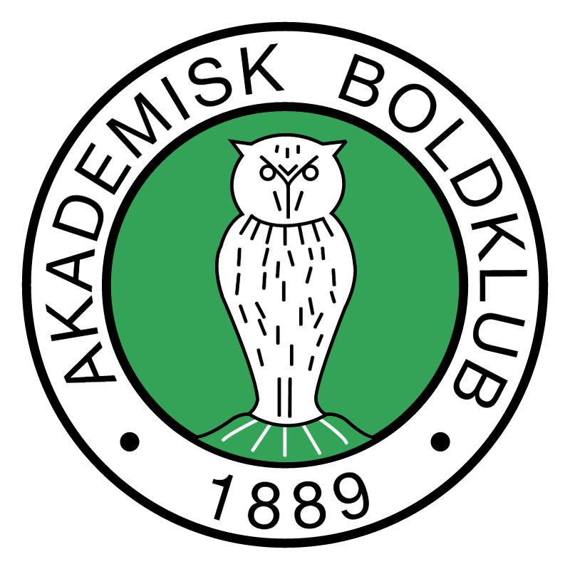 Akademisk Boldklub vector