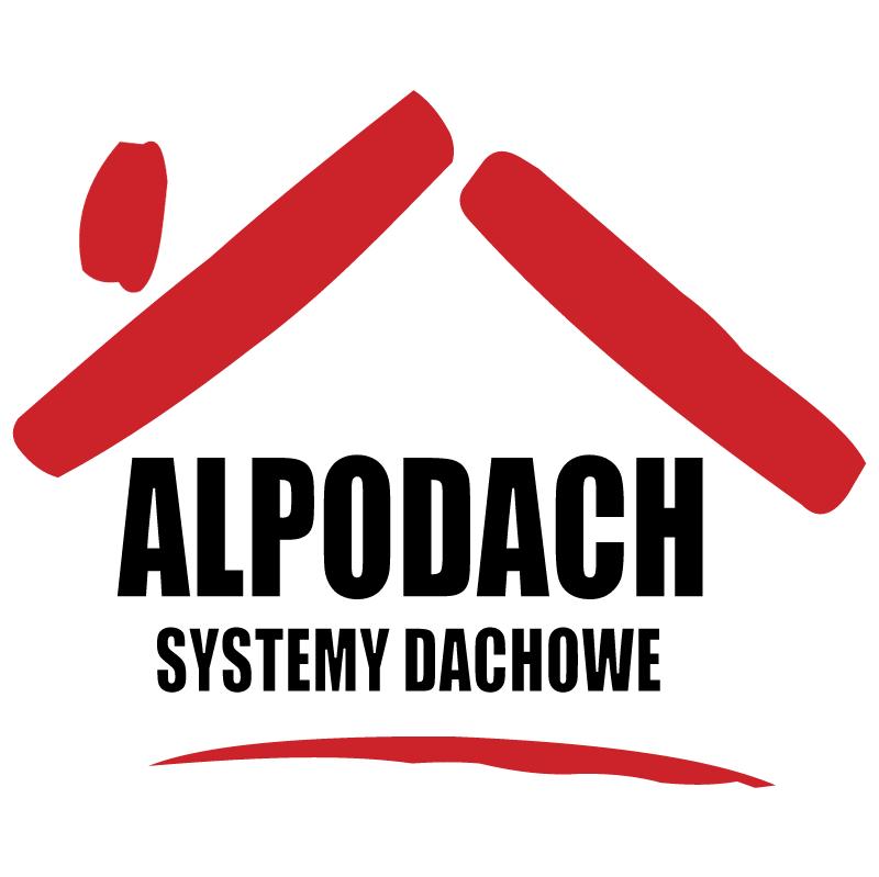 Alpodach vector