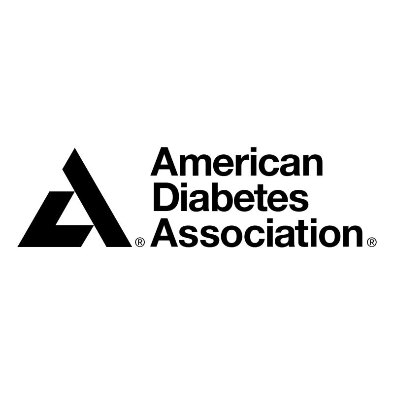 American Diabetes Association vector