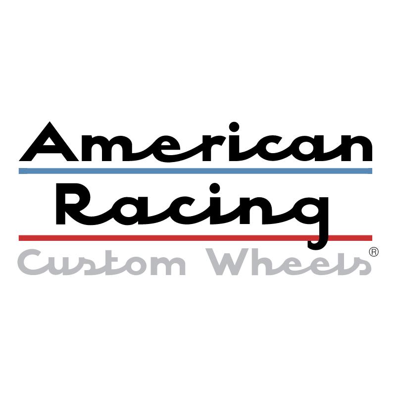 American Racing vector