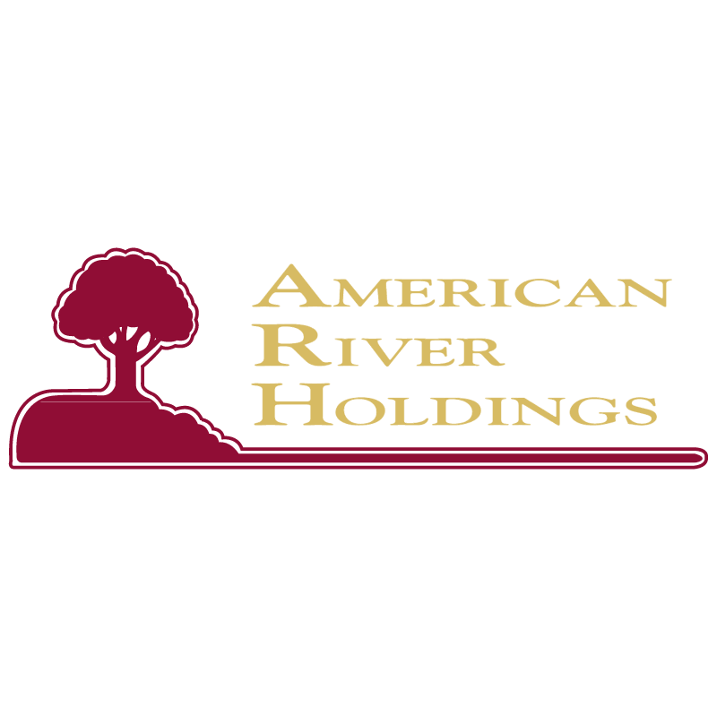 American River Holdings vector