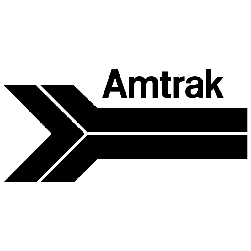 Amtrak 4132 vector