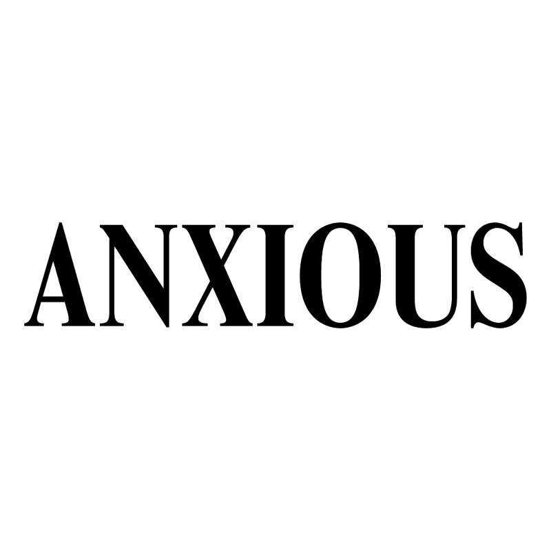 Anxious 78676 vector