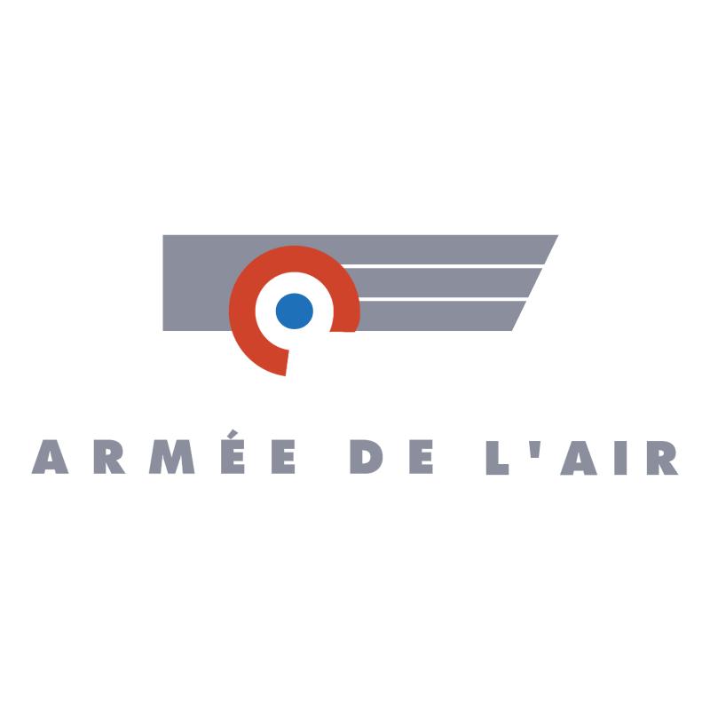 Armee de L'Air Francaise 64017 vector