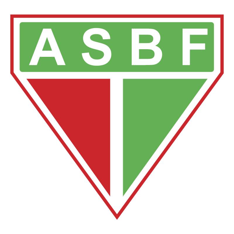 Associacao Santa Barbara de Futebol de Santa Barbara do Sul RS 77187 vector