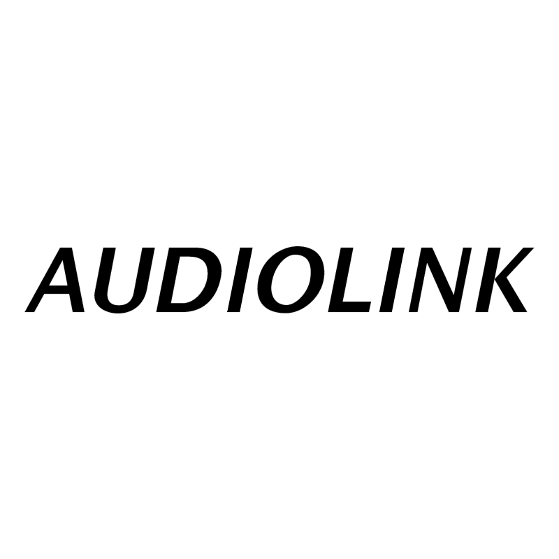 Audiolink 47192 vector logo