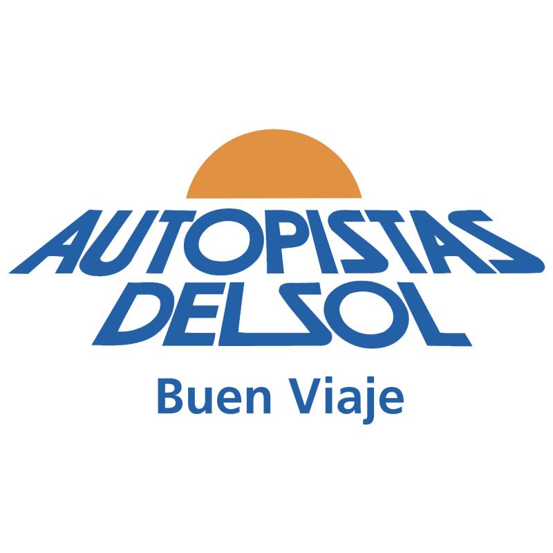 Autopistas Del Sol 31980 vector