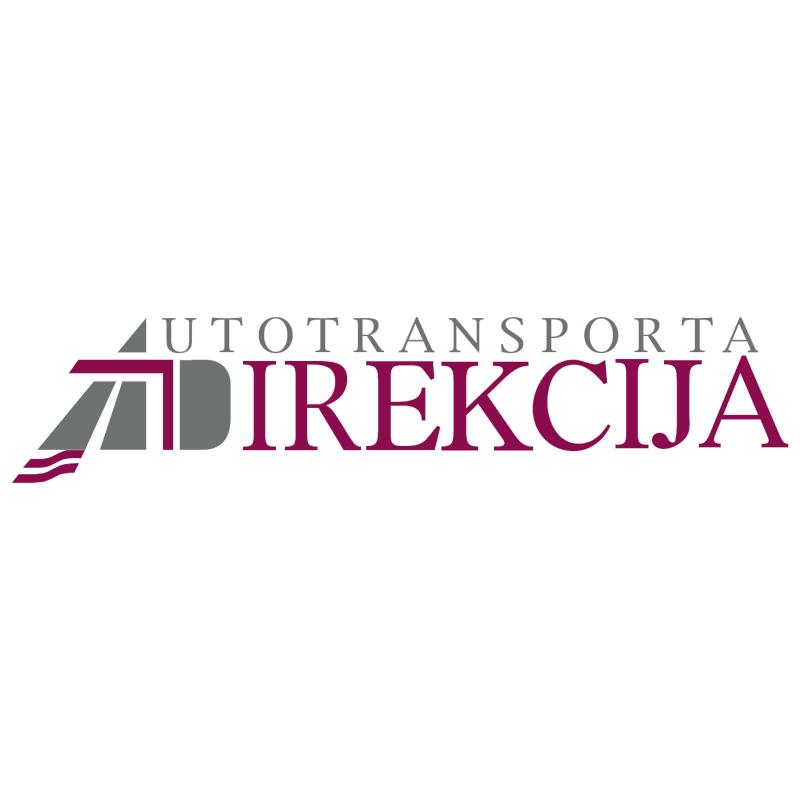 Autotransporta Direkcija vector