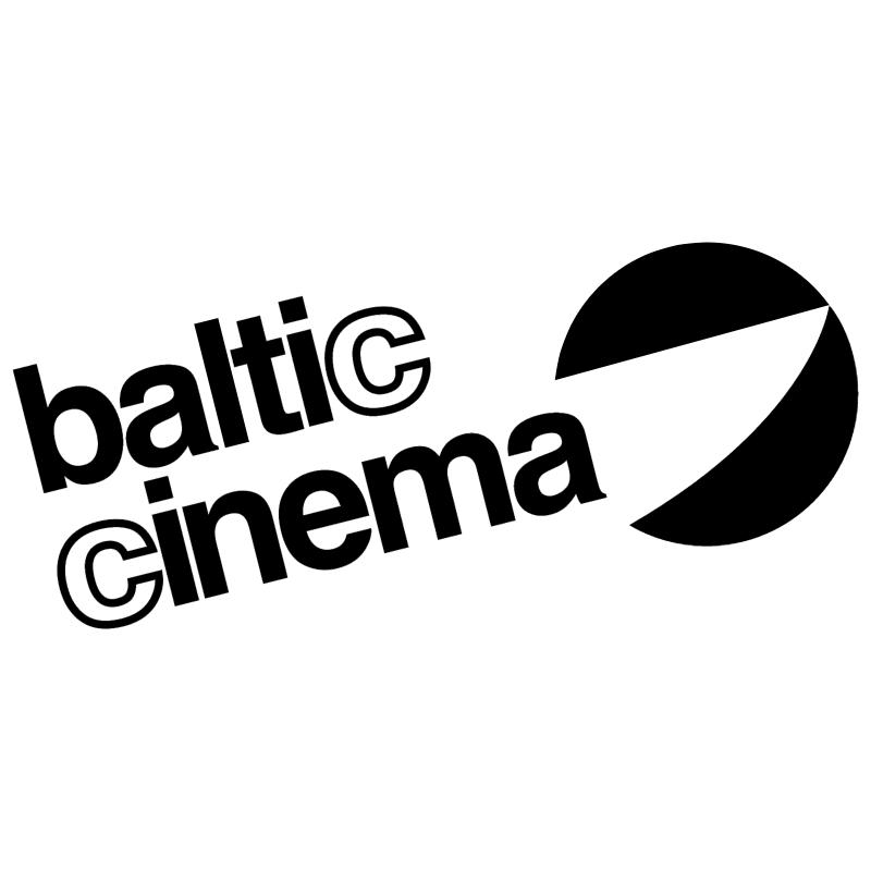 Baltic Cinema vector