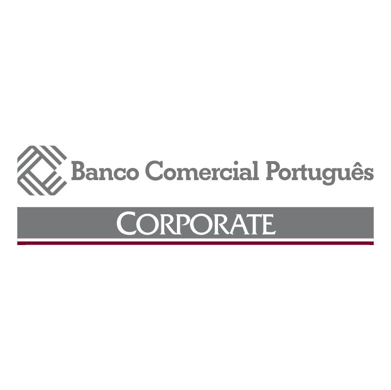Banco Comercial Portugues 58996 vector