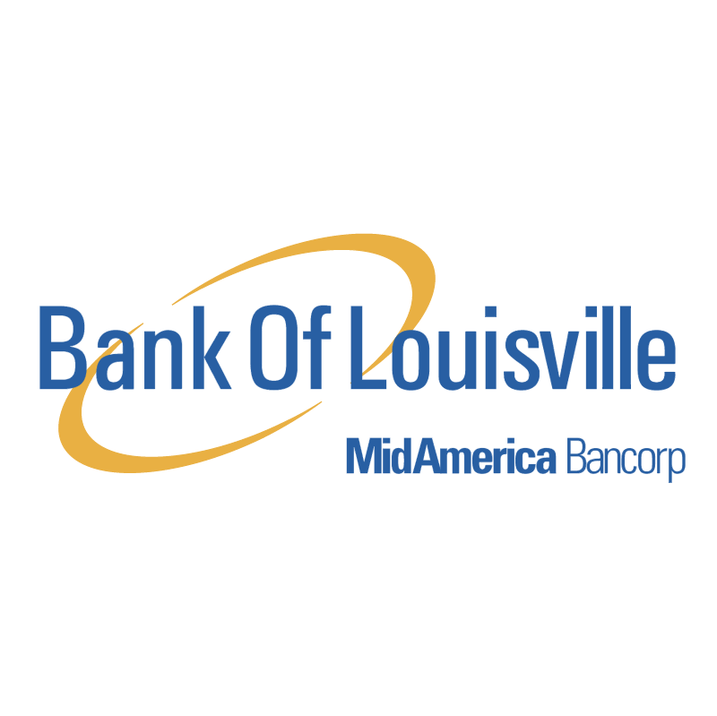 Bank Of Louisville 54086 vector logo