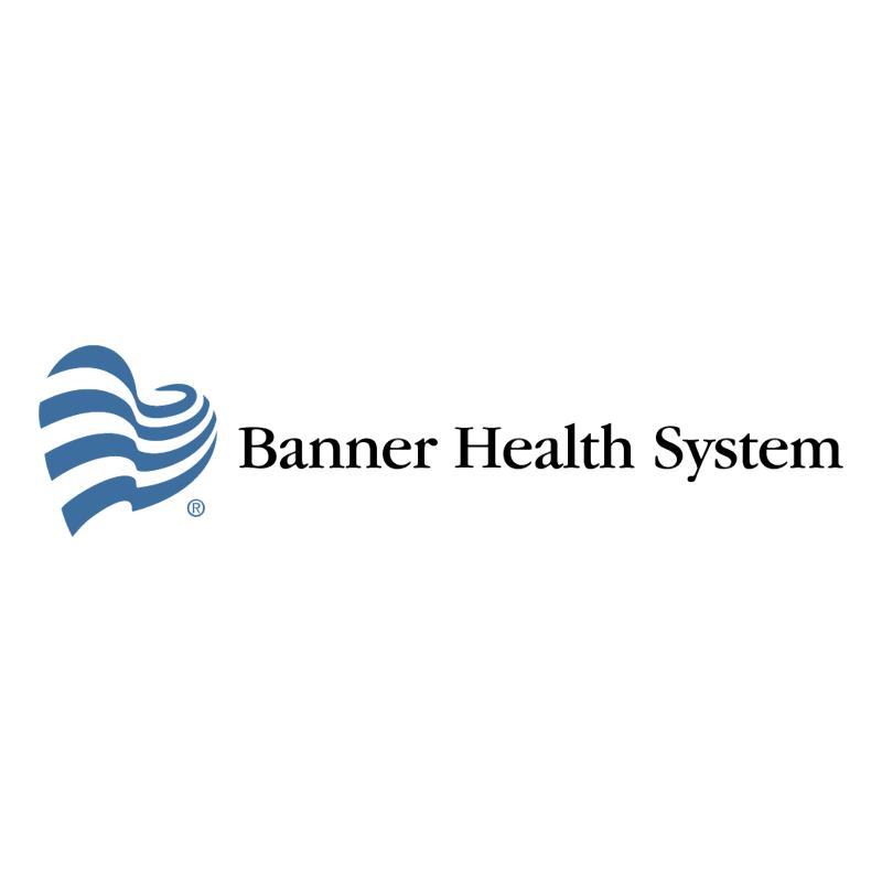 Banner Health System vector
