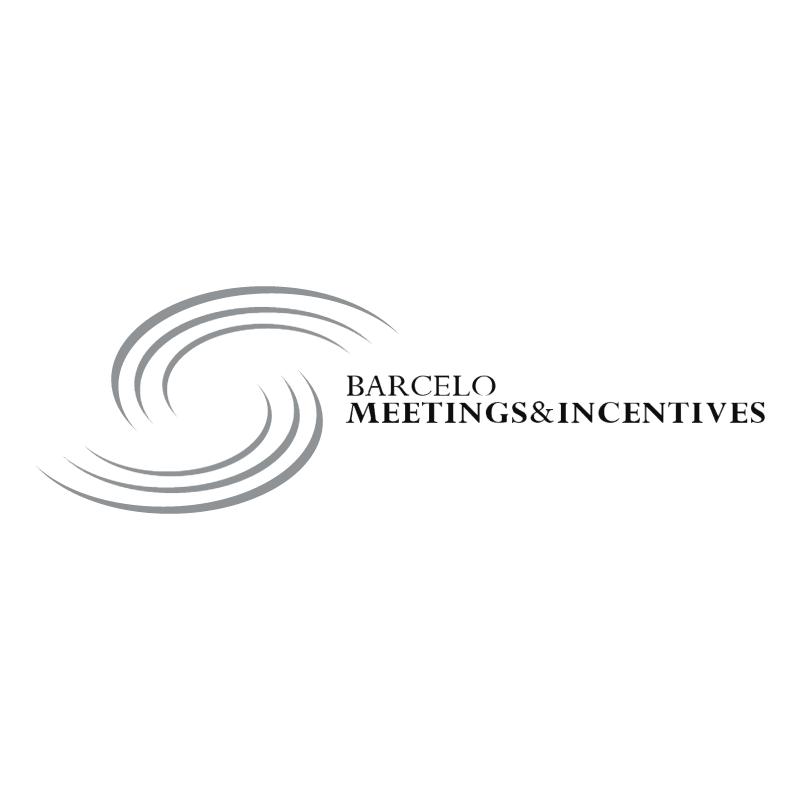 Barcelo Meetings & Incentives 48201 vector logo