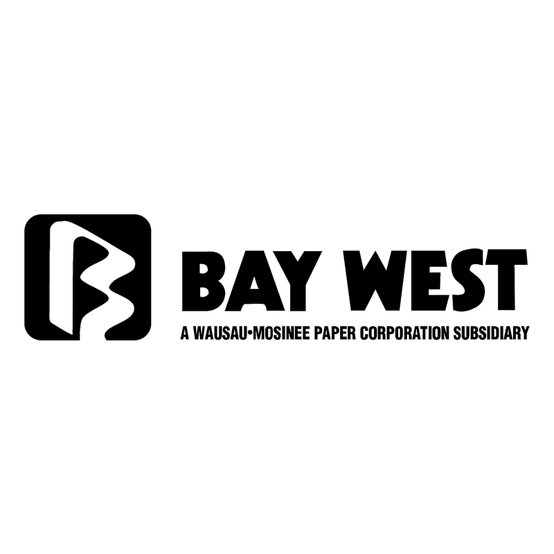 Bay West vector