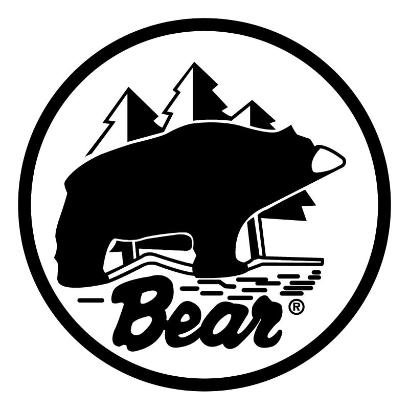 Bear 55168 vector
