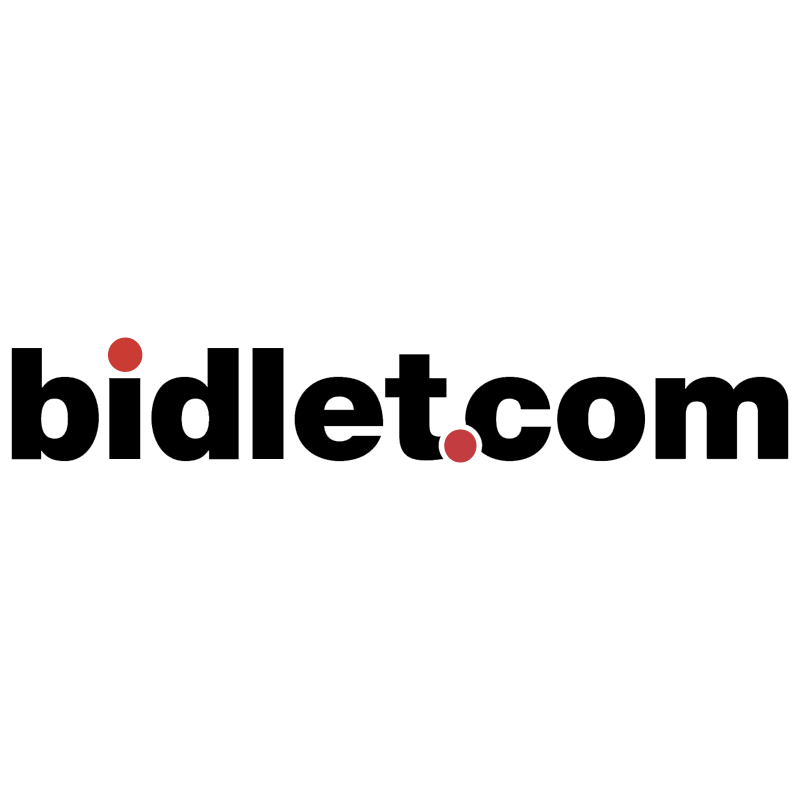 bidlet com vector logo