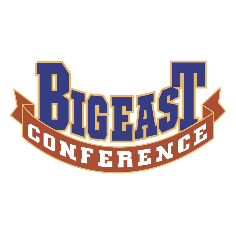Big East Conference vector logo