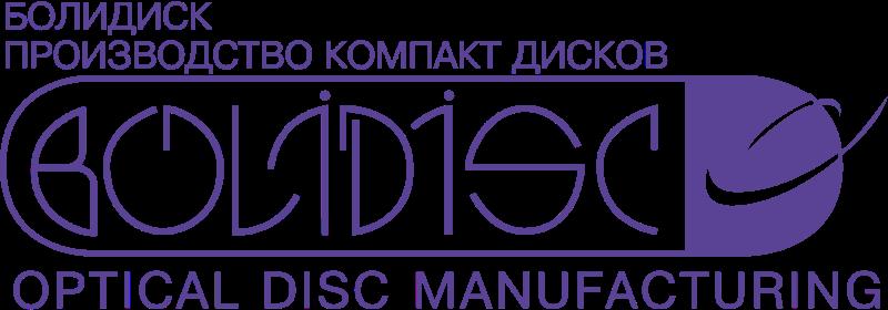 Bolidisc logo vector