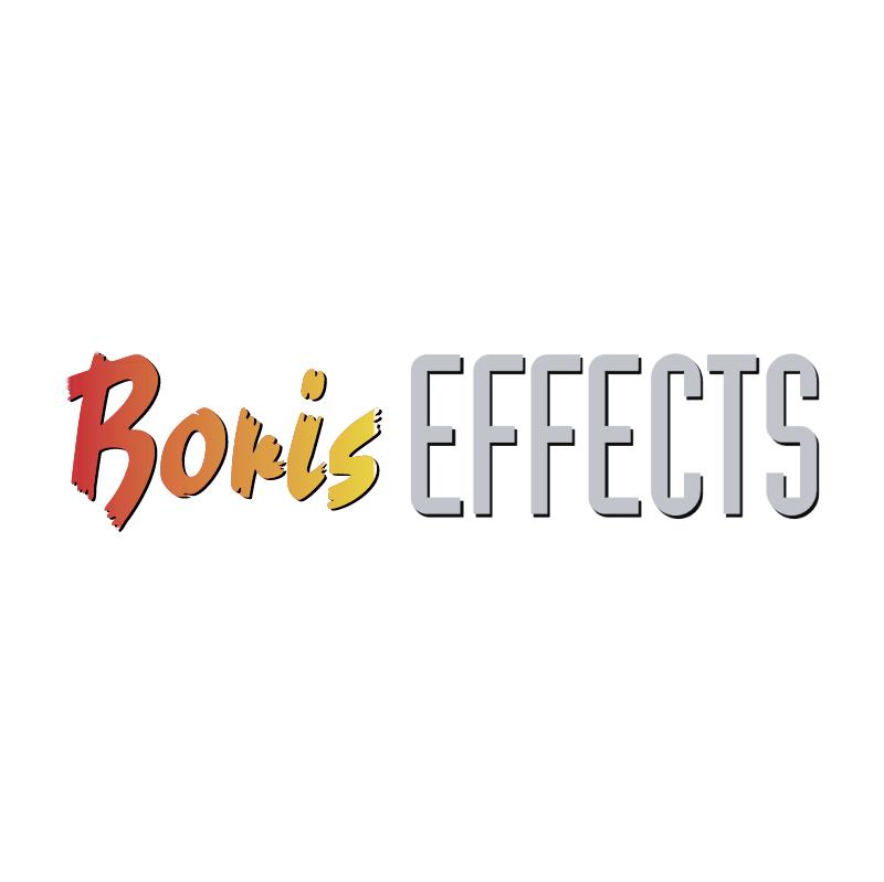 Boris Effects vector