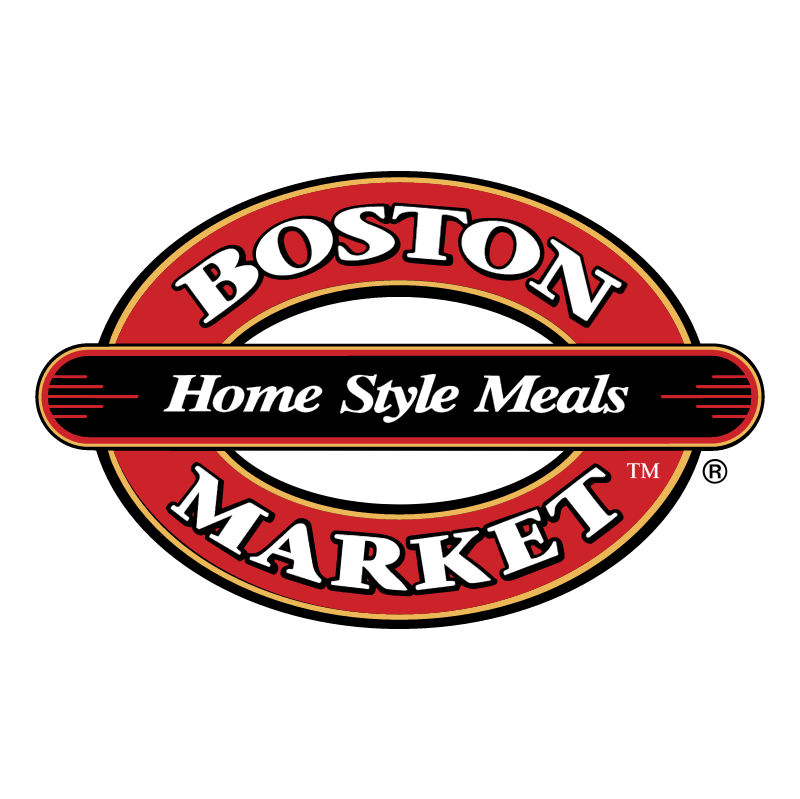 Boston Market 81238 vector
