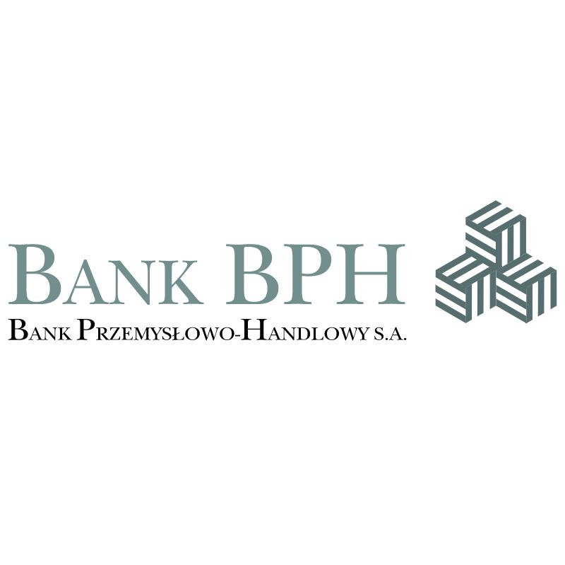 BPH Bank vector