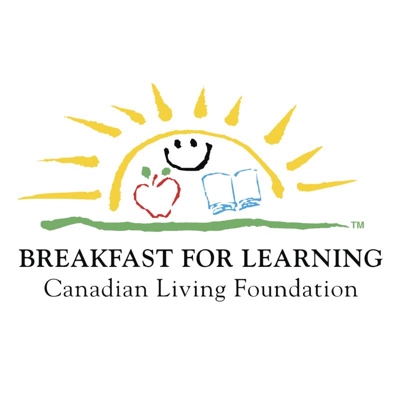 Breakfast For Learning vector