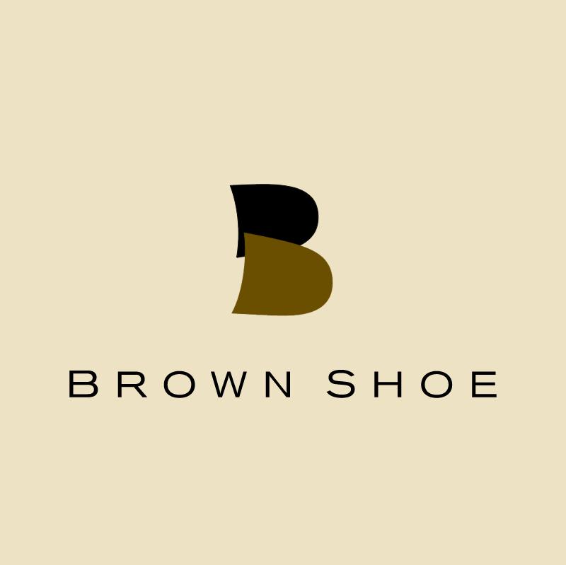 Brown Shoe 25184 vector