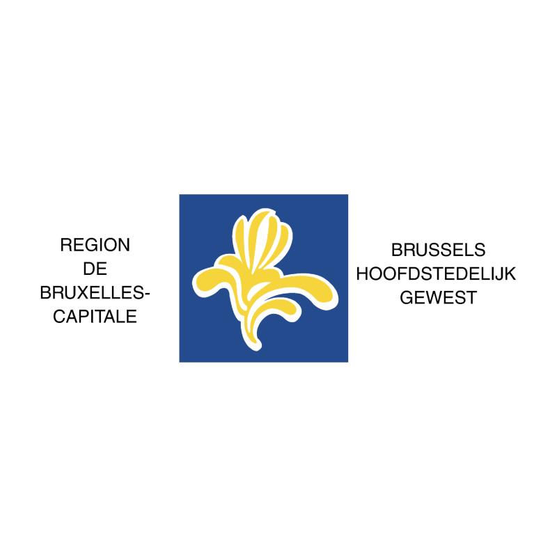 Brussel Bruxelles Brussels vector
