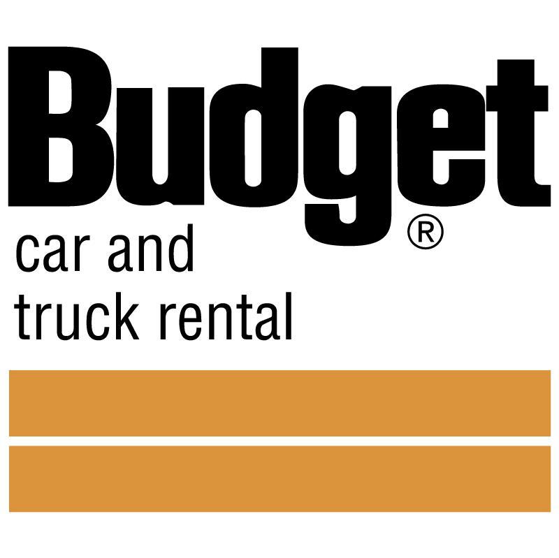 Budget 985 vector logo