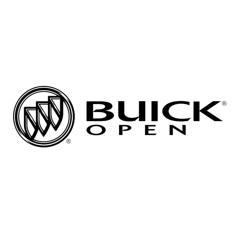 Buick Open vector