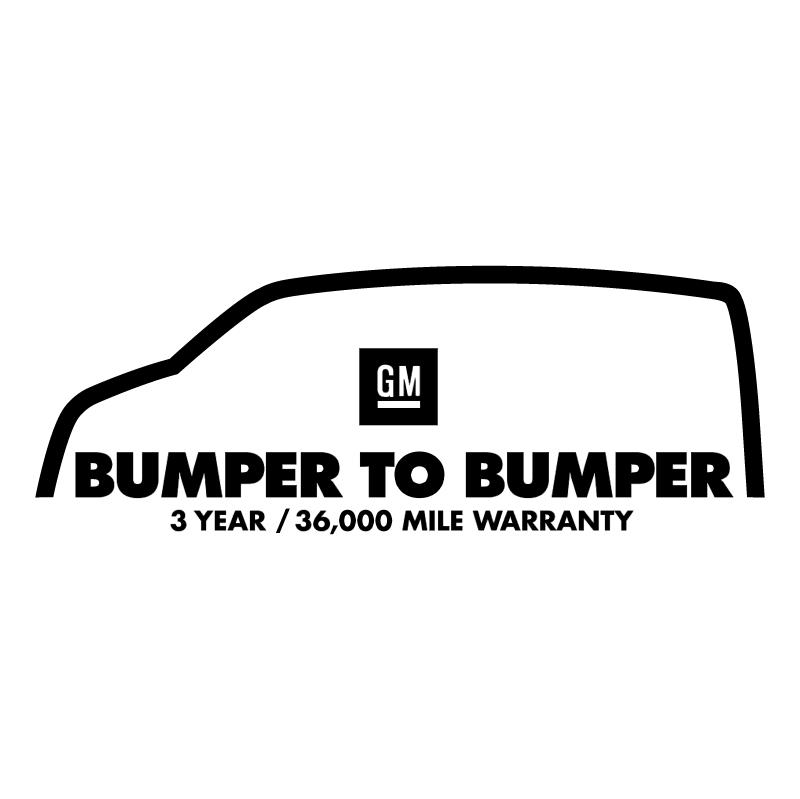 Bumper To Bumper 56883 vector