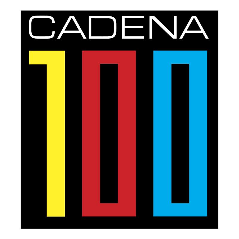Cadena 100 vector