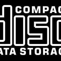CD Data Storage logo vector