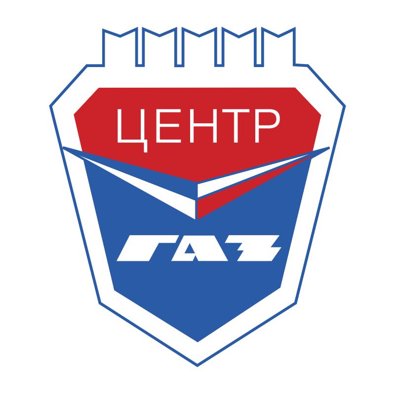 Center GAZ vector